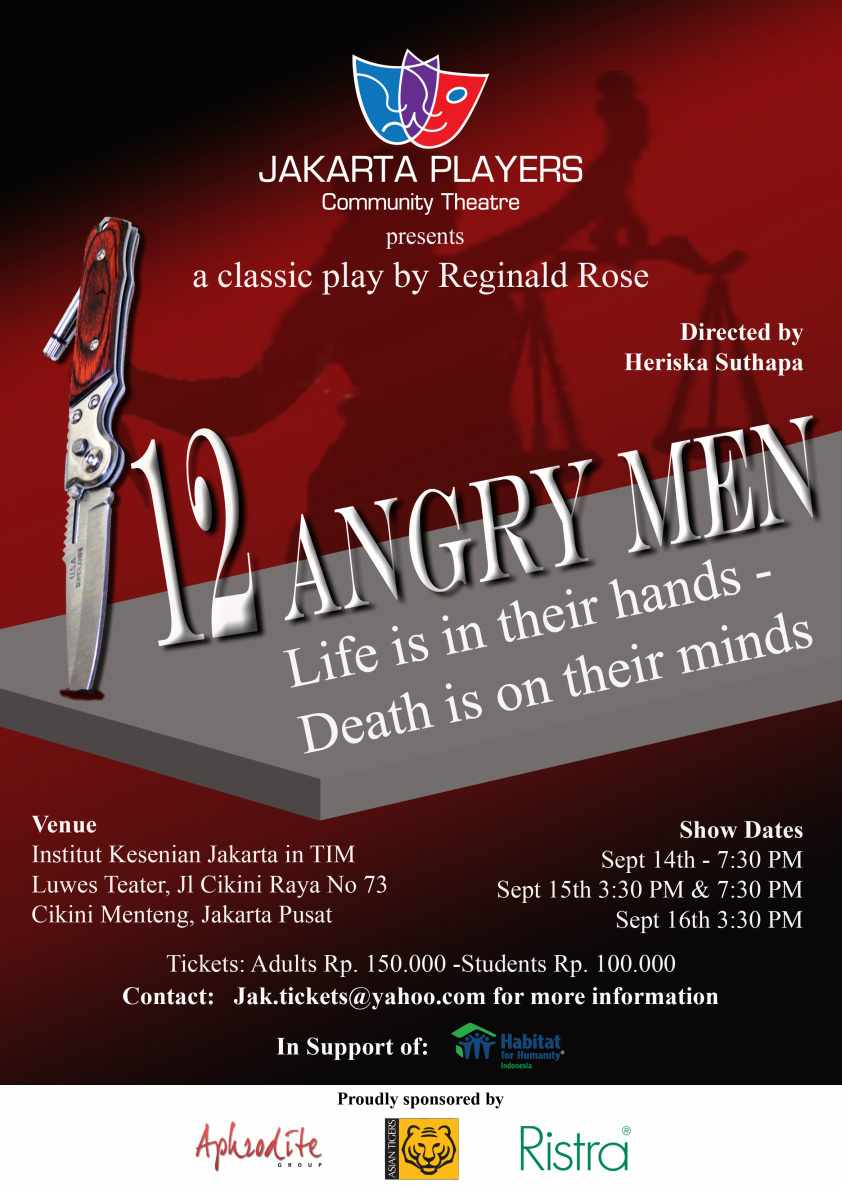 the definition of reasonable doubt as portrayed in twelve angry men by reginald rose Written by reginald rose, twelve angry men was originally presented he is convinced that there is reasonable doubt for the 1957 adaptation of 12 angry men.